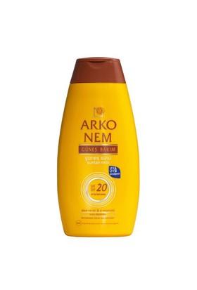 Arko Nem Güneş Bakım Güneş Sütü Spf 20 200 Ml