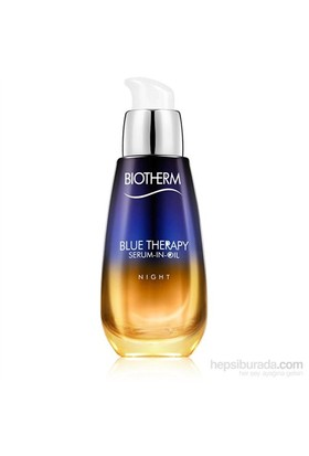 Biotherm Blue Therapy Serum-In-Oil Night 30 Ml Onarıcı Bakım