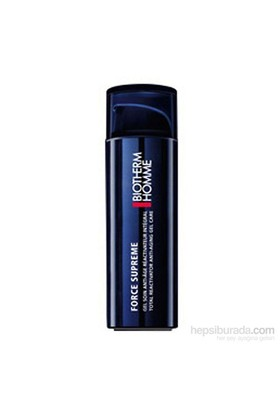 Biotherm Homme Force Supreme Anti-Aging Gel 50 Ml Onarıcı Jel