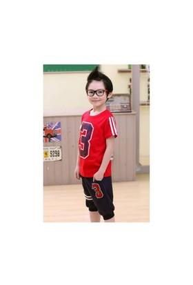 Modakids Erkek Çocuk Taraftar Şortlu Takım 019-2990-002