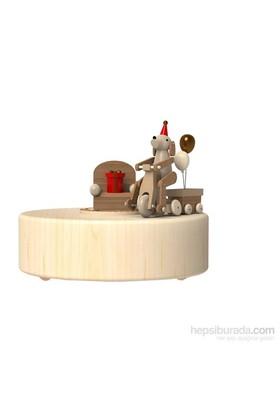 Wooderful Life Mutlu Köpek Müzik Kutusu