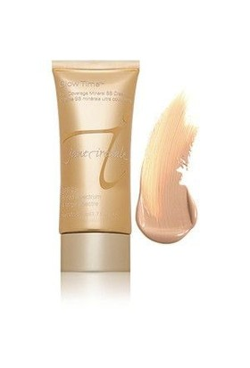 Jane Iredale Glow Time Full Coverage Mineral Bb Cream Spf 25 Bb6 50 Ml - Renkli Nemlendirici Kapatıcı Krem