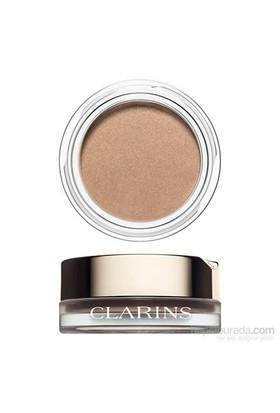 Clarins Ombre Matte Cream Eye Color 01 Tekli Göz Farı