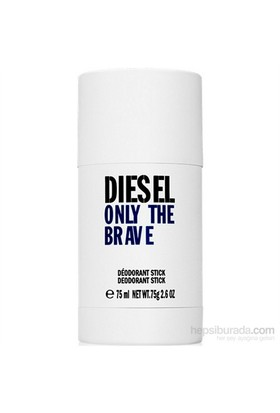 Diesel Only The Brave 75 Ml Erkek Deo Stick