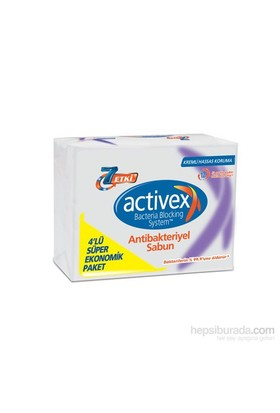 Activex Katı Sabun 4X70 Gr Hassas Koruma