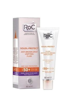 Roc Soleil Protexion Anti-Brown Spot SPF 50+ 50 ML Leke Karşıtı Güneş Koruma Kremi