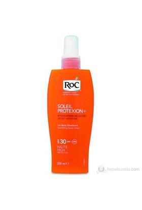 Roc Soleil Protexion Lotion Spray Spf 30 200 Ml