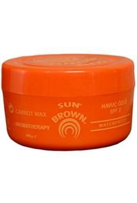 Sun Brown Havuç Yağlı Güneş Kremi 100 gr.