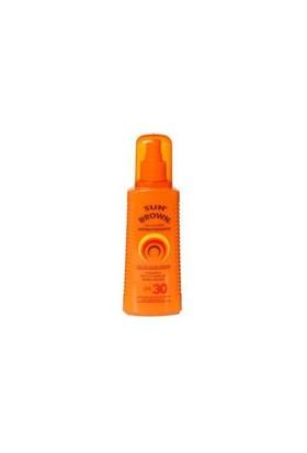 Sun Brown Güneş Sütü Spreyli SPF 30 200ML