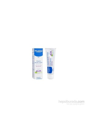 Mustela Vitamin Barrier Cream Tube 100 Ml / 2.Si %50 İndirimli