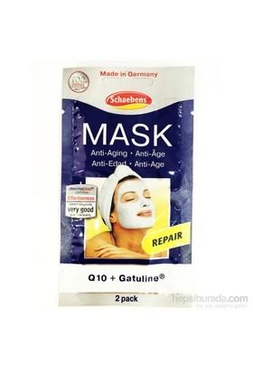 Schaebens Anti Aging Q10 Yüz Maskesi