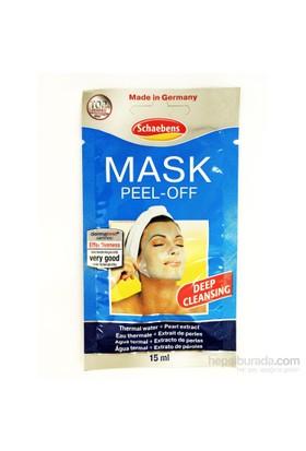 Schaebens Soyulabilen (Peel Off) Yüz Maskesi