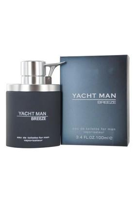 Myrurgia Yacht Man Breeze Edt 100 Ml
