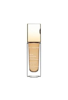 Clarins Skin Illusion Mineral Fondöten Spf 10 30 Ml Renk: 109 Wheat