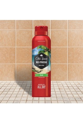 Old Spice Fresh Fiji Body Spray Deodorant 106 Gr