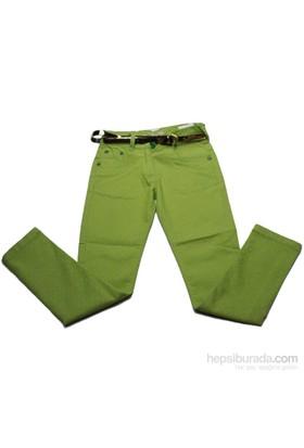 Zeyser Pantolon 845 Licralı Yeşil