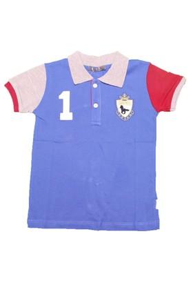 Gess Tişört 13743-1 Mavi