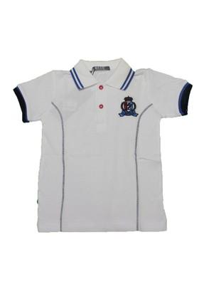 Gess Tişört 13723-1 Beyaz