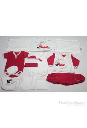 Nenny Baby Nenny Baby 10 Lu Hastane Çıkışı T-26 Kırmızı