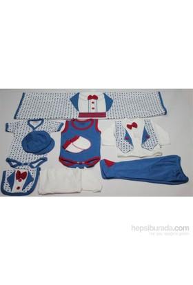 Nenny Baby Nenny Baby 10 Lu Hastane Çıkışı T-504 Mavi