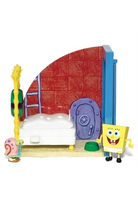 Nickelodeon Sünger Bob'un Yatak Odası