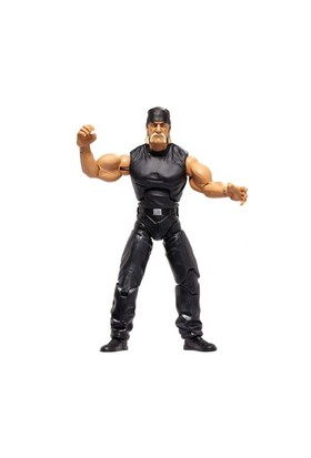 Tna Güreşçi Hulk Hogan Figür