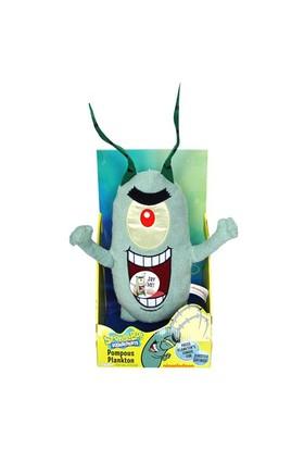 Plankton Elektronik Peluş Figür