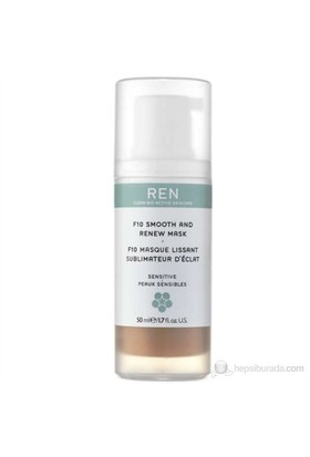 REN F10 Smooth and Renew Mask - 50 Ml