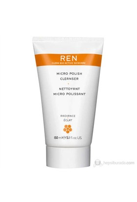REN Micro Polish Cleanser - 150 Ml