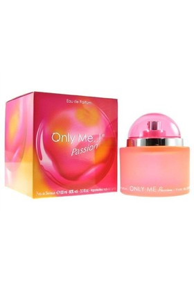 Yves De Sistelle Only Me Passion Edp 100 Ml