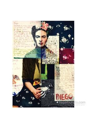İf Puzzle Frida Kahlo