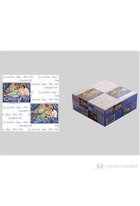 La Chambre Bleue 2X500 'lük Puzzle