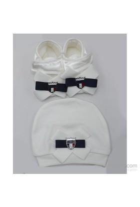 Edababy 507 2Li Şapkalı