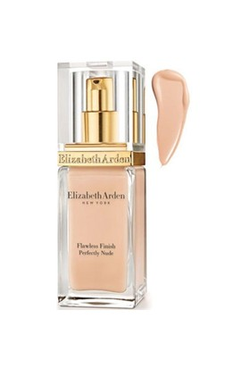 Elizabeth Arden Flawless Finish Perfectly Nude Spf15 03 Vanilla Shell 30 Ml Fondöten