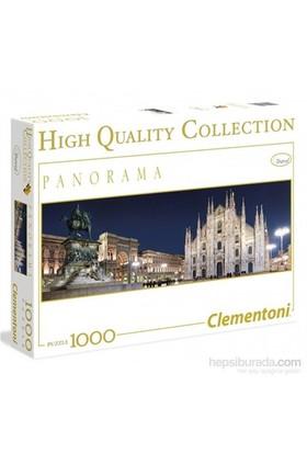 Clementoni Milano - 1000 Parça Panoramik Puzzle