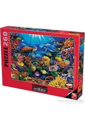 Anatolian Denizin Güzelliği - 260 Parça Puzzle