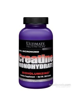Ultimate Creatine Monohydrate 300 gr.
