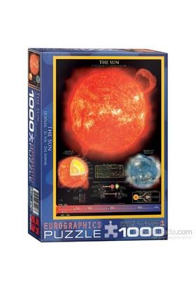 Eurographics 1000 Parça Bilimsel Puzzle Güneş (Sun)