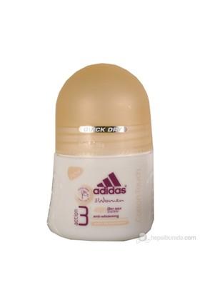 Adidas Action 3 F Cotton Touch 50 Ml Kadın Roll On