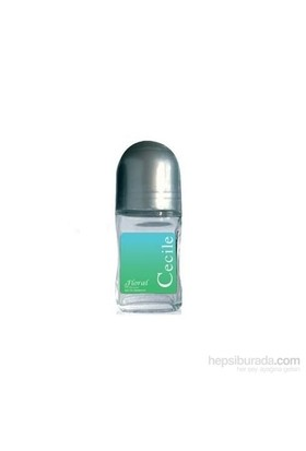 Cecile Floral 50 Ml Kadın Roll on
