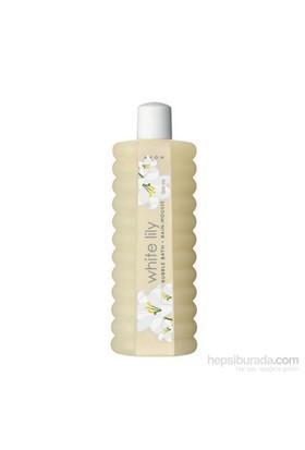 Avon White Lily Zambak Banyo Köpüğü