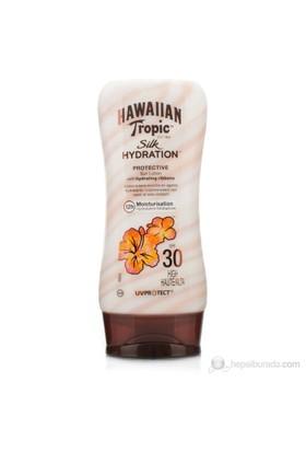 Hawaiian Tropic Silk Hydration Protective Lotion Spf 30 180 Ml