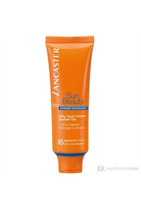 Lancaster Sun Beauty Silky Touch Cream Radiant Tan Spf 15 50 Ml