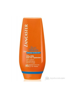 Lancaster Fast Tan Optimizer Spf 15 125 Ml