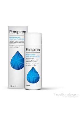 Perspirex Antiperspirant Hand & Foot Lotion