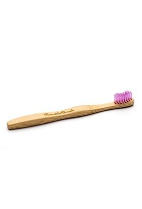 Bambu Ekstra Yumuşak Çocuklar İçin Diş Fırçası - Mor