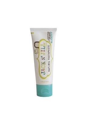 Jack N' Jill Natural Toothpaste Blueberry Organik Yaban Mersini Aromalı Diş Macunu