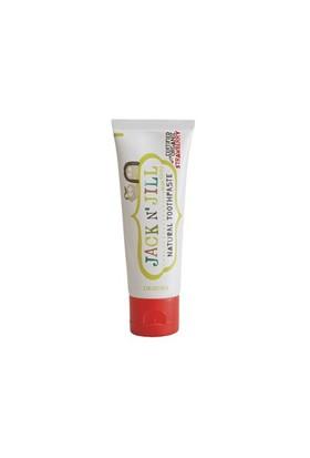 Jack N' Jill Natural Toothpaste Strawberry Organik Çilek Aromalı Diş Macunu