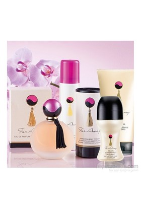 Avon Far Away Edp 50 Ml Bayan Parfüm 5'Li Set