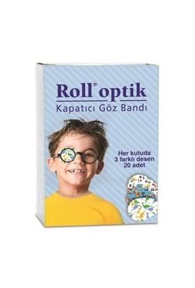 Roll Optik Kapatıcı Göz Bandı